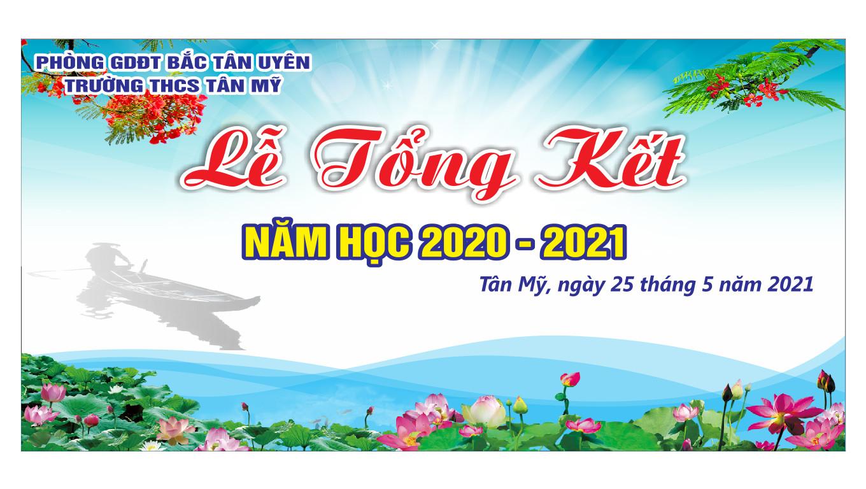 LỄ TỔNG KẾT VÀ PHÁT THƯỞNG NĂM HỌC 2020 – 2021